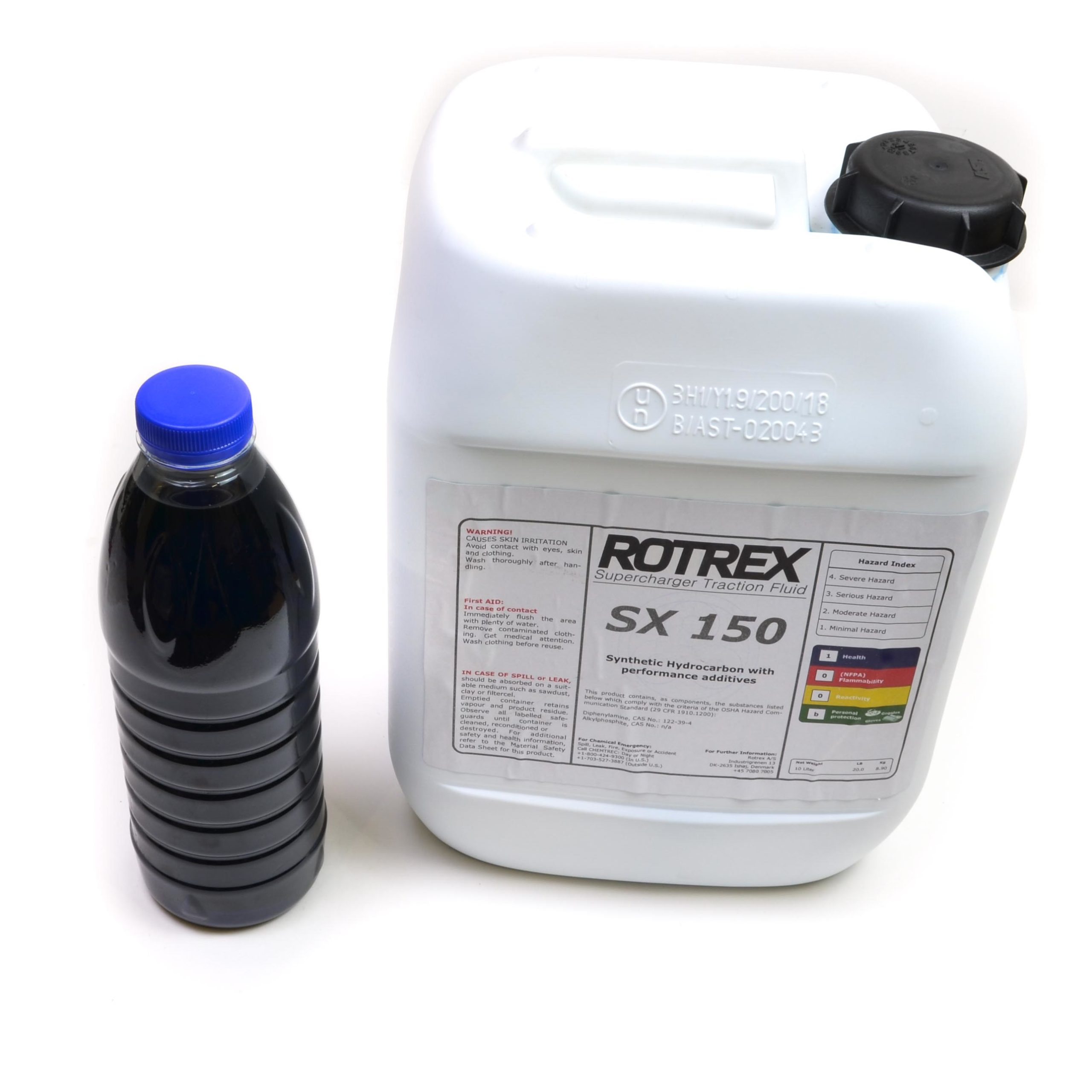 rotrex oil 2 scaled - Rotrex SX150 в разлив
